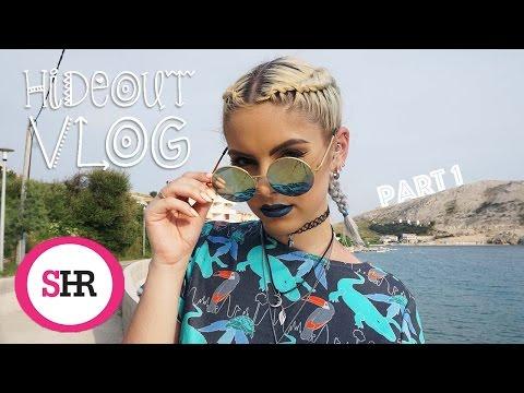 Hideout Festival Vlog - Part 1 | Sophie Hannah Richardson