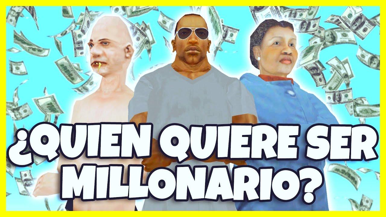 GTA San Andreas Loquendo - ¿Quién quiere ser Millonario?