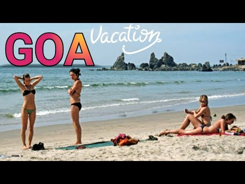 Private Beach | Russian Beach in Goa 😱