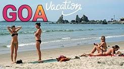 Private Beach | Russian Beach in Goa ?