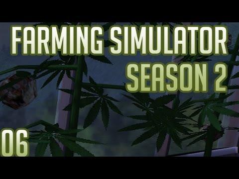 Farming Simulator 2013 w/ Docm77 Season 2:  #6 - Medical Marijuana