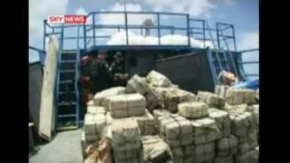 Royal Navy In Record £240m Cocaine Bust