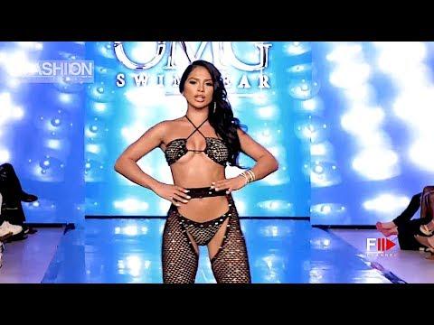 OMG Art Hearts Fashion Beach Miami Swim Week 2019 SS 2020 - Fashion Channel