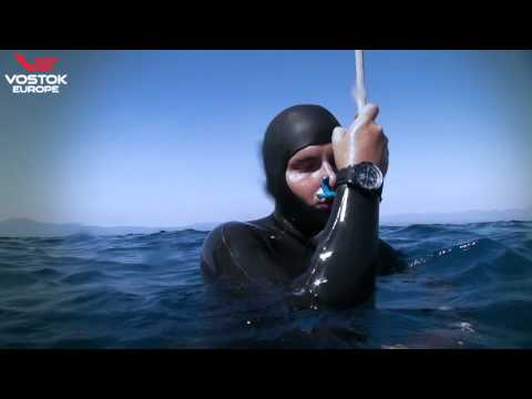 VOSTOK-EUROPE Anchar AIDA Free-Diving