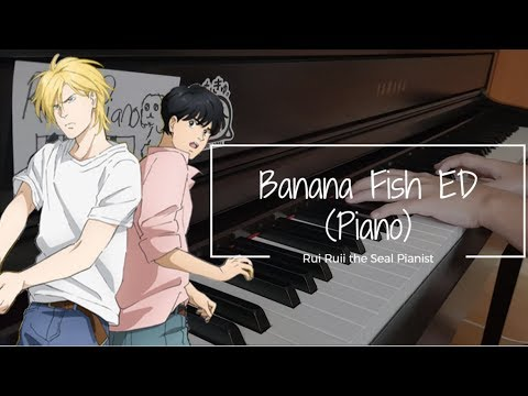 Prayer X - King Gnu (Banana Fish ED) | Piano ver. Rui Ruii