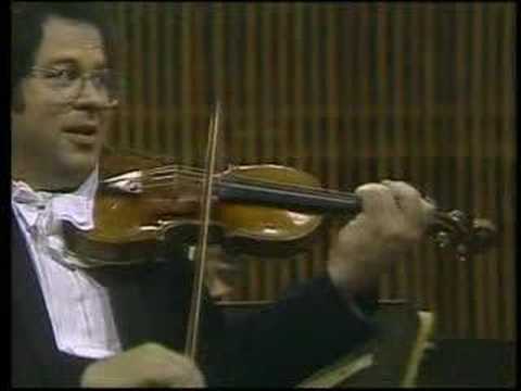 Itzhak Perlman: Four Seasons Winter I.Allegro non molto