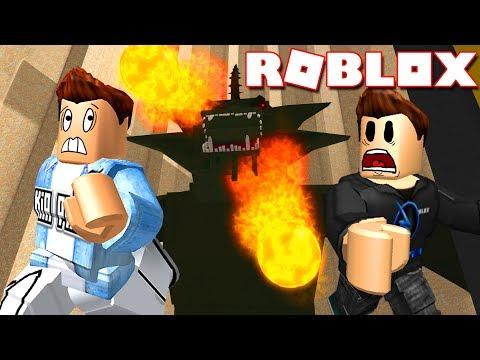 Roblox | THẢM HỌA QUÁI VẬT KHỔNG LỒ - Disaster Dome! | KiA Phạm