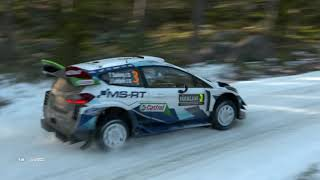 WRC - Rally Sweden 2020 / M-Sport Ford WRT: HIGHLIGHTS Sunday
