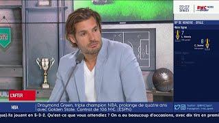 """Trophée des champions - Perrinelle : """"On a senti un PSG friable en défense"""""""
