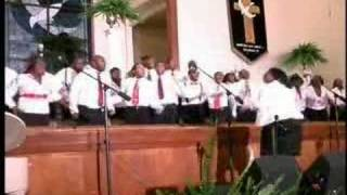 Afro American Gospel Choir-I Know It Was The Blood