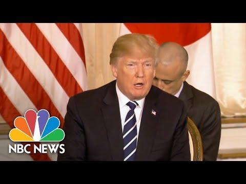 President Donald Trump: We Are Having 'Direct Talks' With North Korea | NBC News
