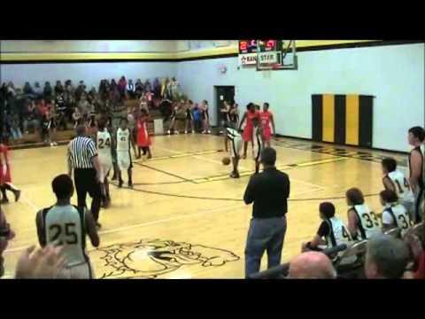 South Pemiscot High School - Dominique Hardimon - 8th Grade