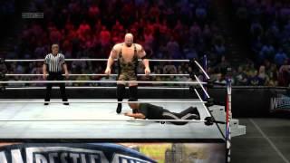"WWE 13: Online Fair Fight ep. 11 ""BIG SHOW"""