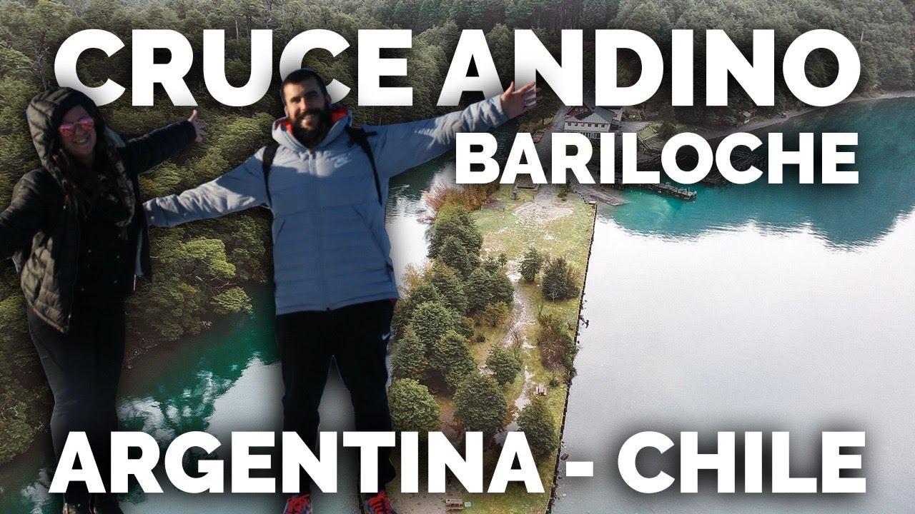 CRUCE ANDINO: DE BARILOCHE A PUERTO VARAS Y CONOCEMOS EL VOLCAN OSORNO | VIAJAR ES VIVIR