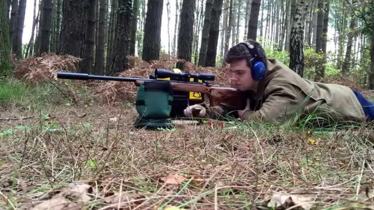 Cz 455 varmint review youtube -  17 Hmr Cz 455 Thumbhole Suppressed Youtube