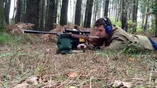 17 hmr cz 455 thumbhole suppressed