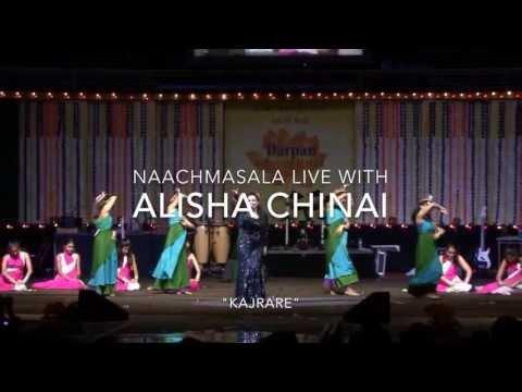 """Naachmasala Live In Concert With Alisha Chinai - """"Kajrare"""""""