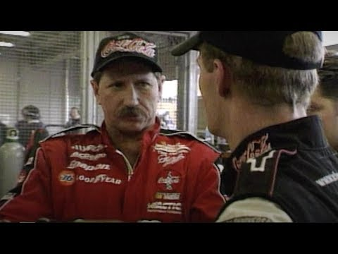 Made in Japan: Earnhardt vs. Junior and a shoe