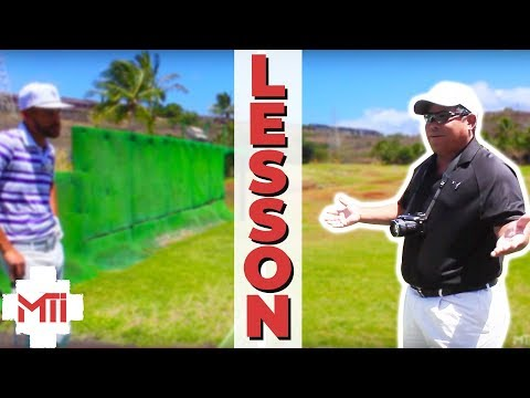 Blaire's Golf Lesson with Kelvin Miyahira – Part 1