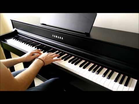 how to play piano river flows in you