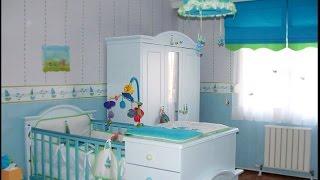 Детский уголок малыша! Детская комната новорожденного!