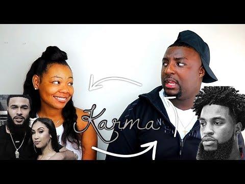 Queen Naija - Karma   Reaction