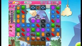 Candy Crush Saga Level 1673 No Booster