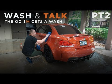 BMW 1M Wash and Talk: Raffle and Membership Program Coming Soon - Part 2