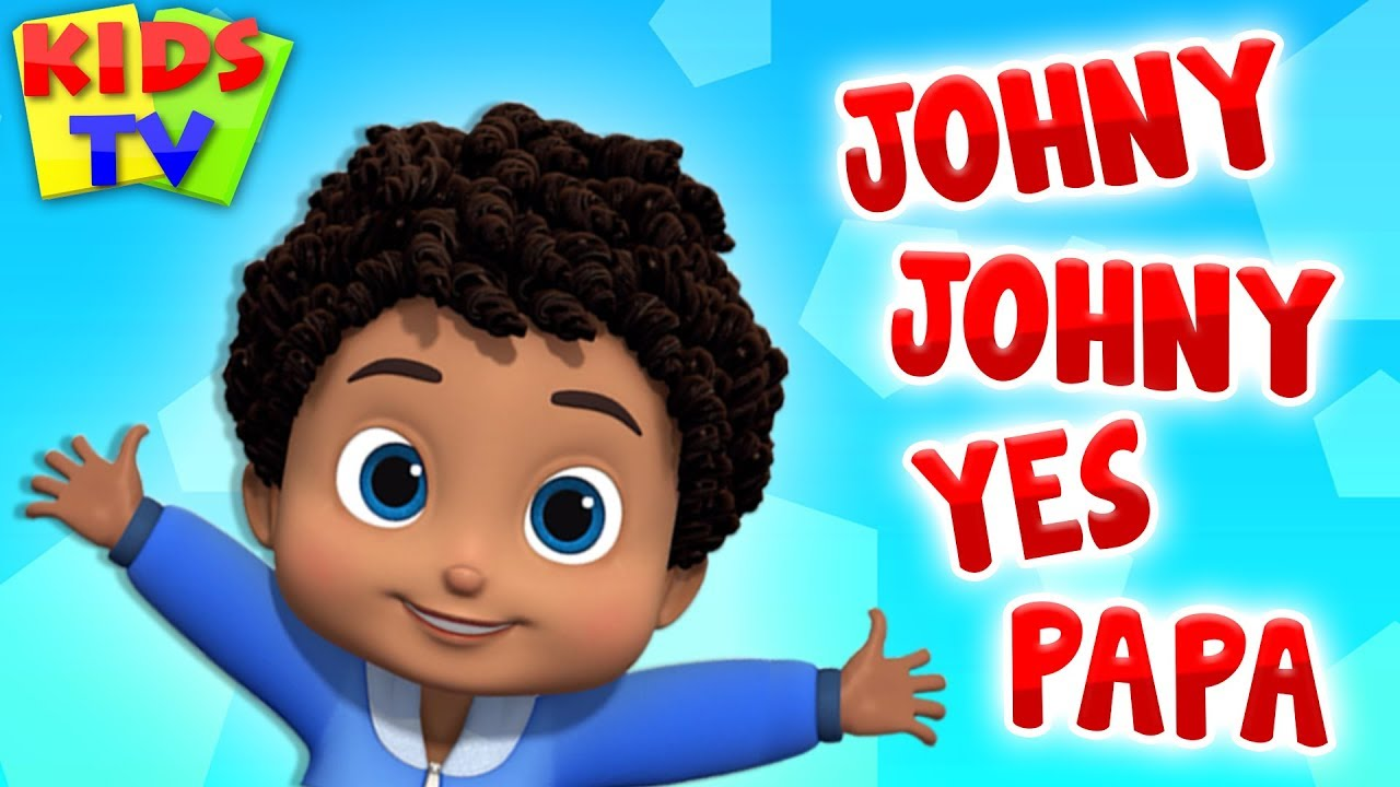 Johny Johny Yes Papa | Boom Buddies | Nursery Rhymes for Children