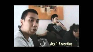 Hari Pertama Rekaman Album Hop3