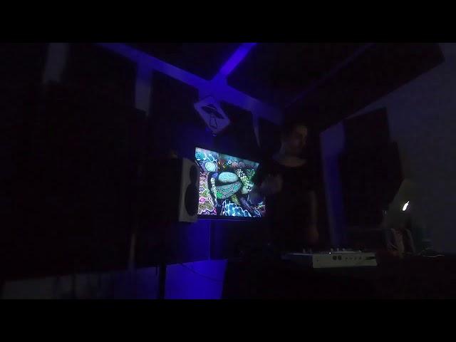 ReUnite Sessions - Akasha - Visuals By VJ Picles