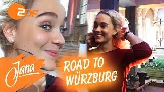 BEHIND THE SCENES BEIM ZDF-GOTTESDIENST | Teil 1/2 | Jana vloggt | #38