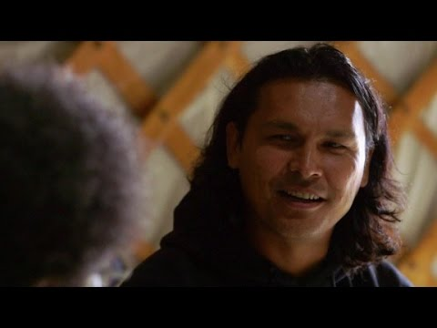 Actor on Native American roles: 'They like us in the...