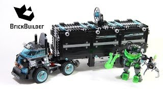 Lego Ultra Agents 70165 Ultra Agents Mission HQ - Lego Speed Build thumbnail