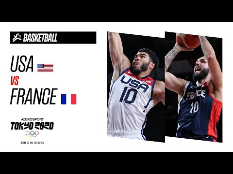 United States vs France   Basketball Final - Highlights   Olympic Games - Tokyo 2020