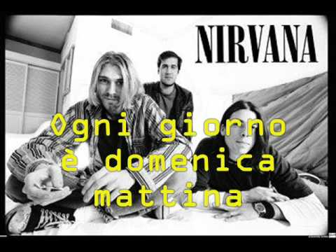 Nirvana - Lithium (con sottotitoli in italiano)
