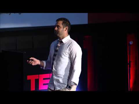 Augmented reality & your perspective: Andrew Couch at TEDxStLouis