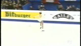 Tara Lipinski (USA) - 1997 World Figure Skating Championships, Ladies' Free Skate
