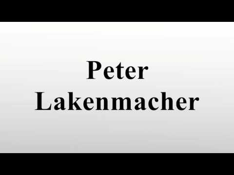 Peter Lakenmacher