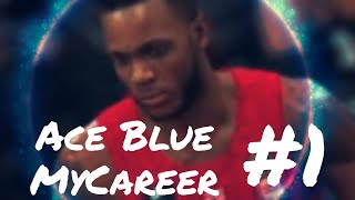 Ace Blue NBA 2K20 MyCareer #1 | NBL Debut with Lamelo Ball!