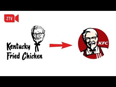 Phì cười với logo thời tiền sử của các tập đoàn lớn