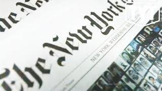 NY Times Makes Cowardly Endorsement