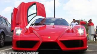 Ferrari Enzo - Michael Jackson Driving it?!