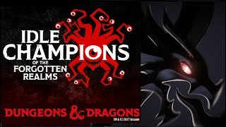 Idle Champions of the Forgotten Realms! Dungeons & Dragons Review (Early Access)