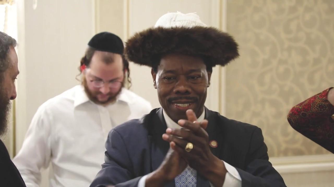 HASC Center Celebrates Chanukah