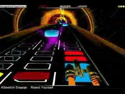 audiosurf:-killswitch-engage---reject-yourself
