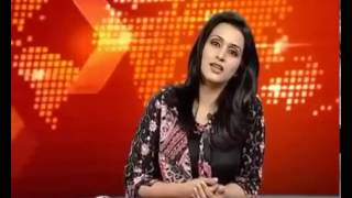 Pakistani News Anchor Biggest Mistake During LIVE, Using Abusing Words