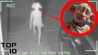 Top 10 Mysterious Strangers Caught On Camera