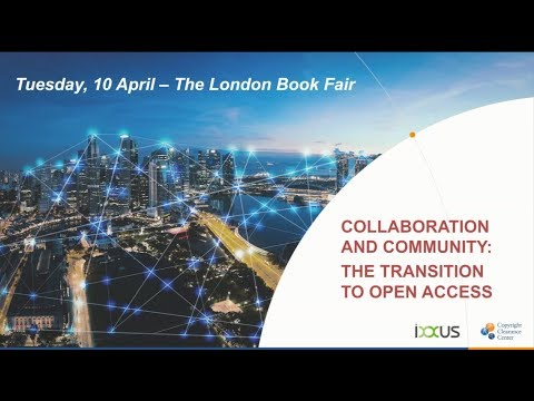 Collaboration and Community: Transition to Open Access
