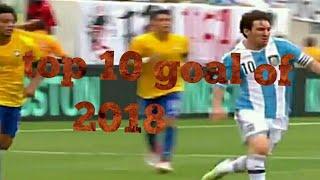 Top 10 goals of dream league soccer 2018